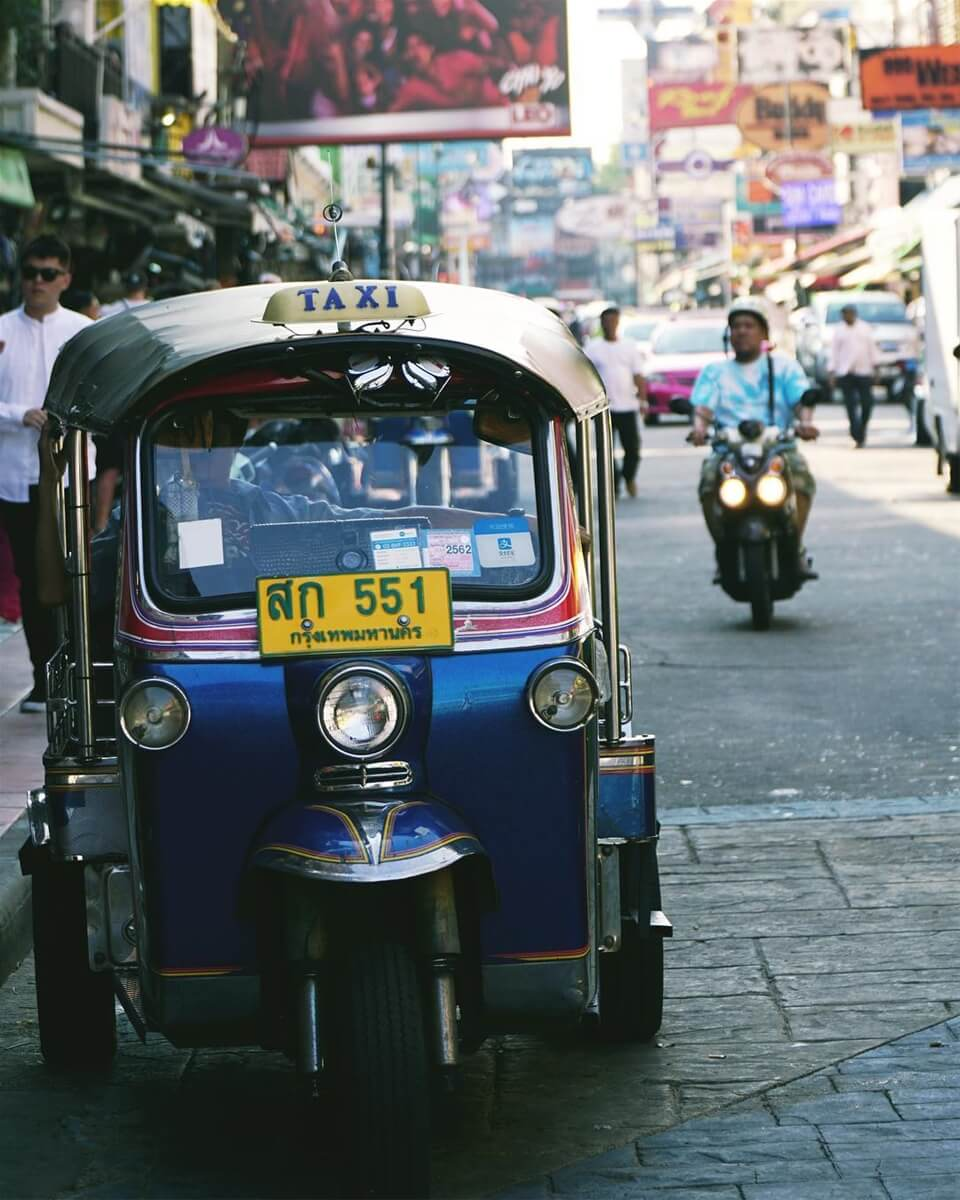 kinh nghiệm du lịch Hua Hin Thái Lan