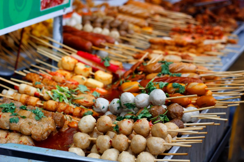 Ăn gì ở Hua Hin