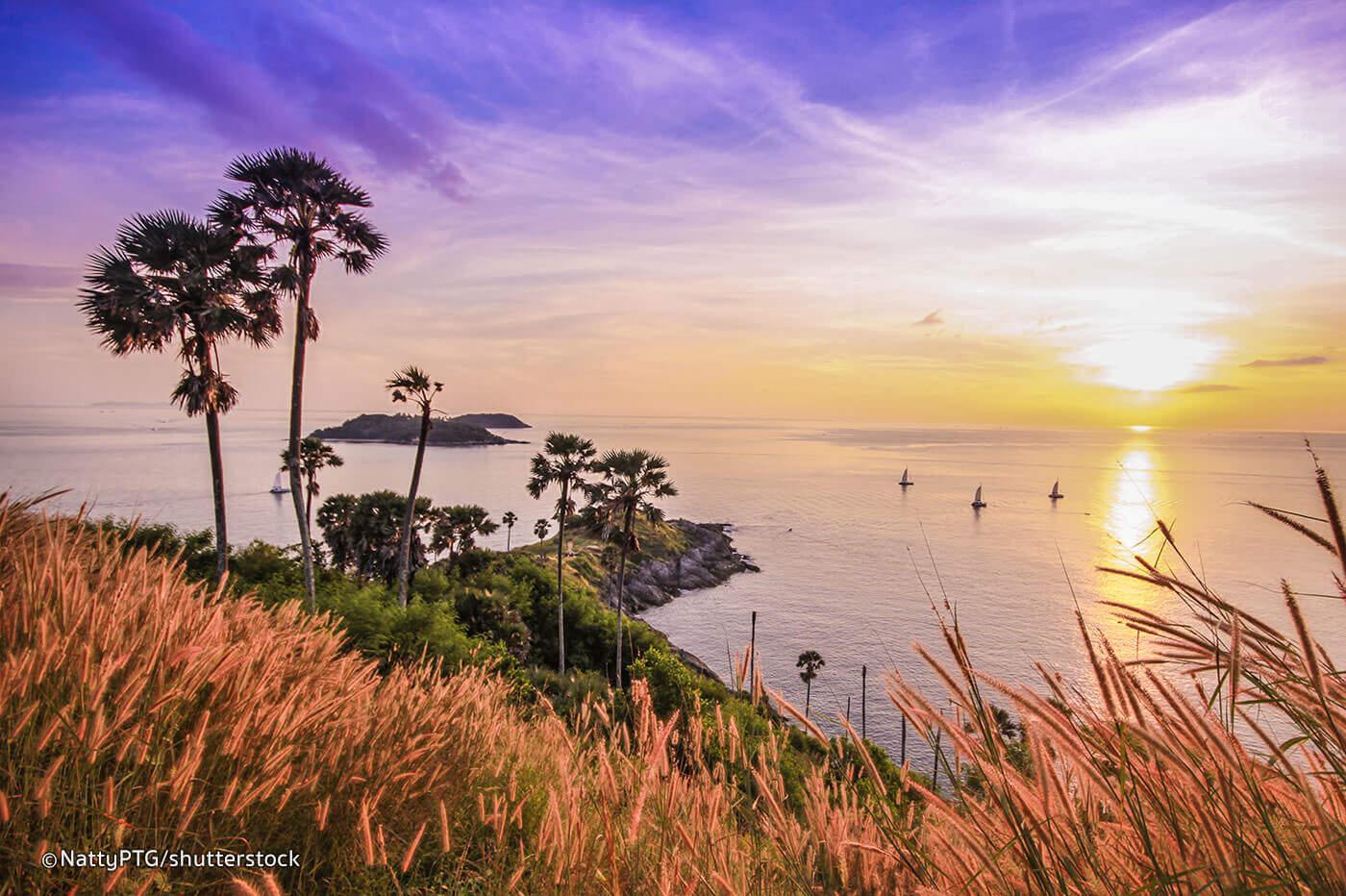 cảnh đẹp ở Phuket