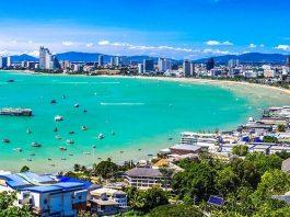 Bãi biển ở Pattaya