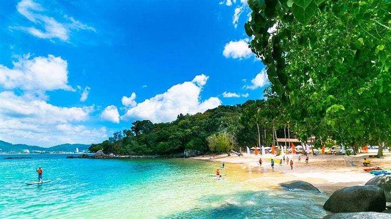 [Chia sẻ] Khám phá du lịch Bãi biển Layan, Phuket, Thái Lan