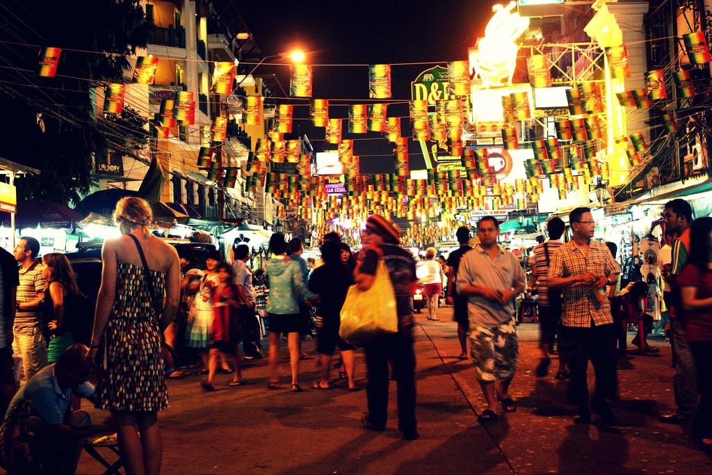 phố du lịch ở Phuket