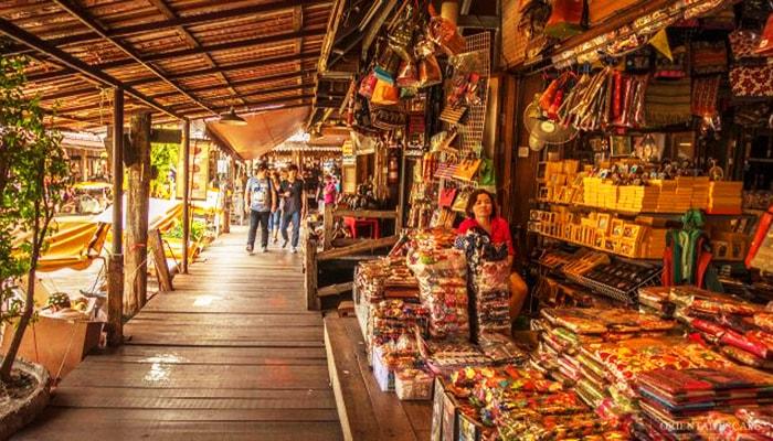 Chợ nổi Payttaya