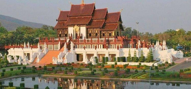 Điểm Tham Quan Ở Chiang Mai