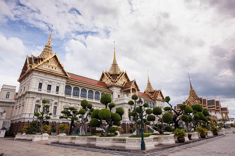 Hoàng cung ở Bangkok