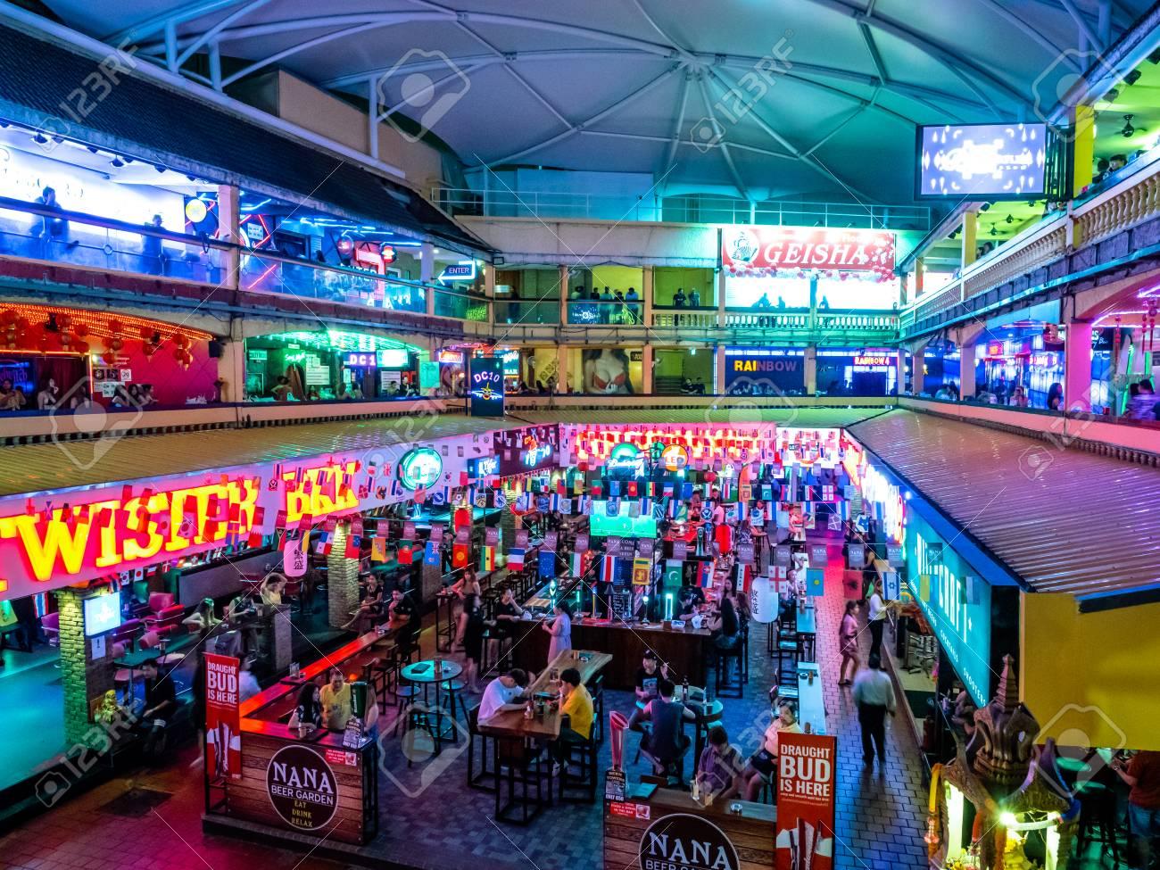 Địa Điểm Du Lịch Bangkok Về Đêm