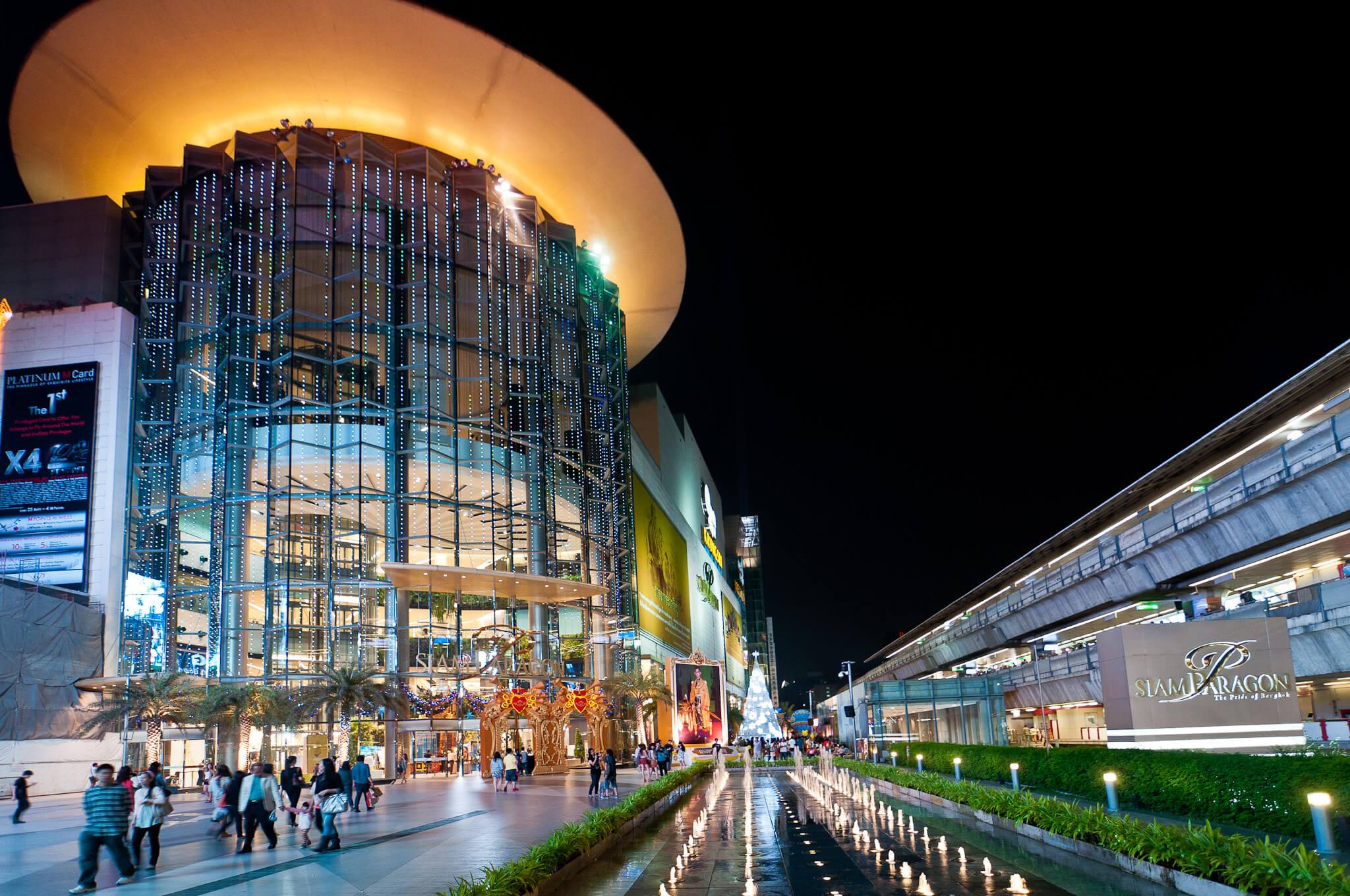 các địa điểm du lịch Bangkok về đêm