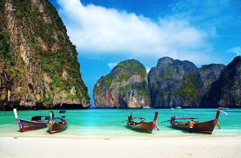 di chuyển từ Bangkok đến Phuket