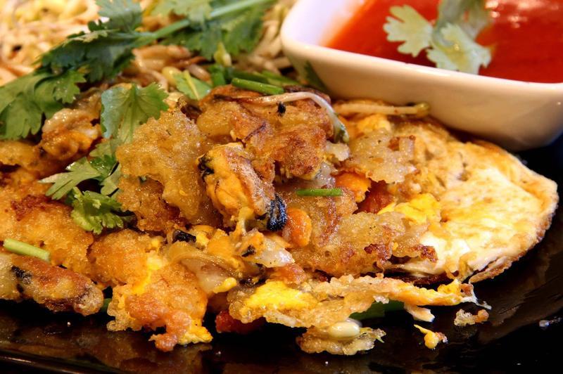 món ăn đường phố ở Bangkok