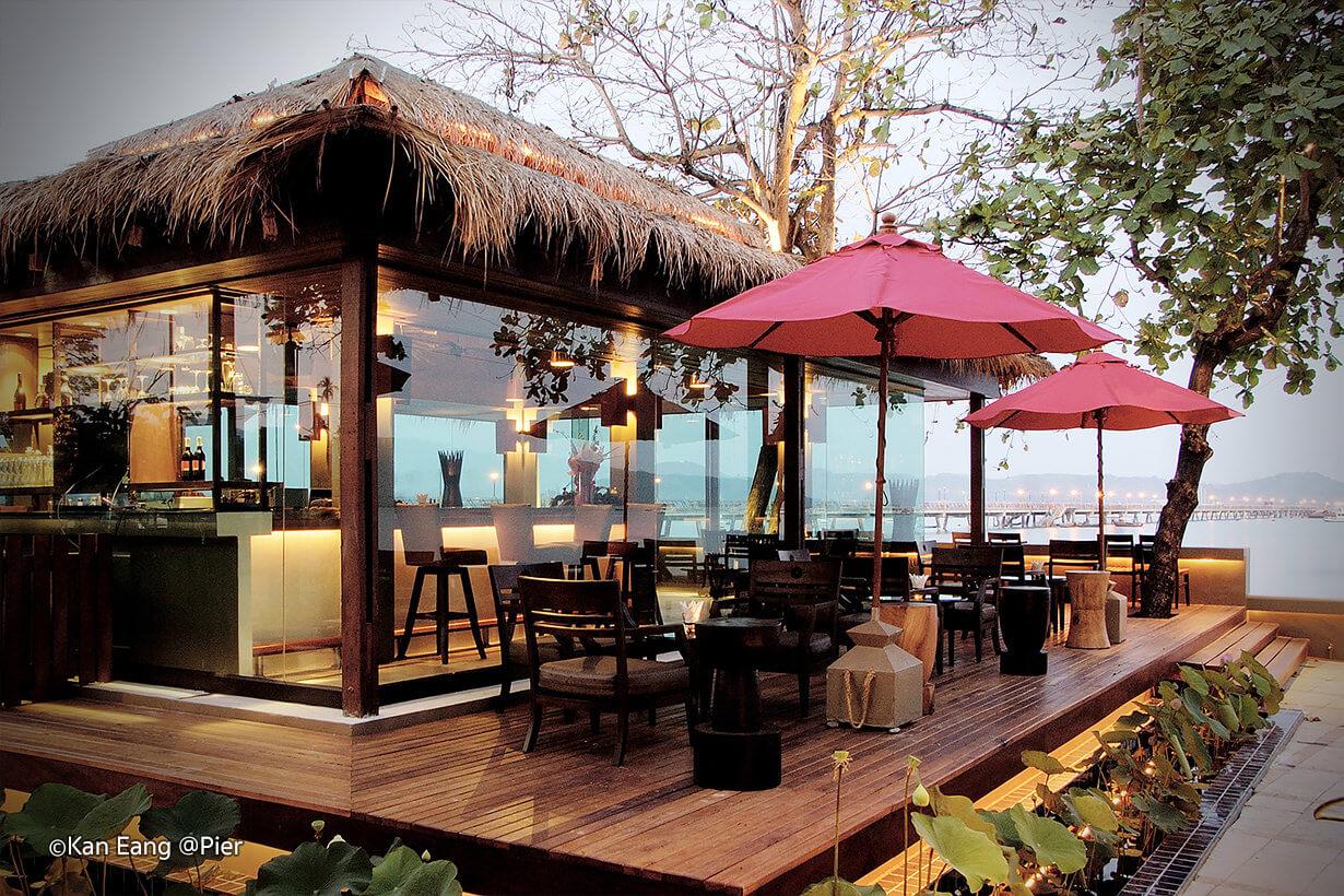 Nhà hàng hải sản ở Phuket