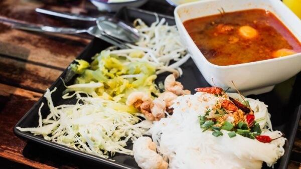 Món ăn ngon ở Chiang Mai