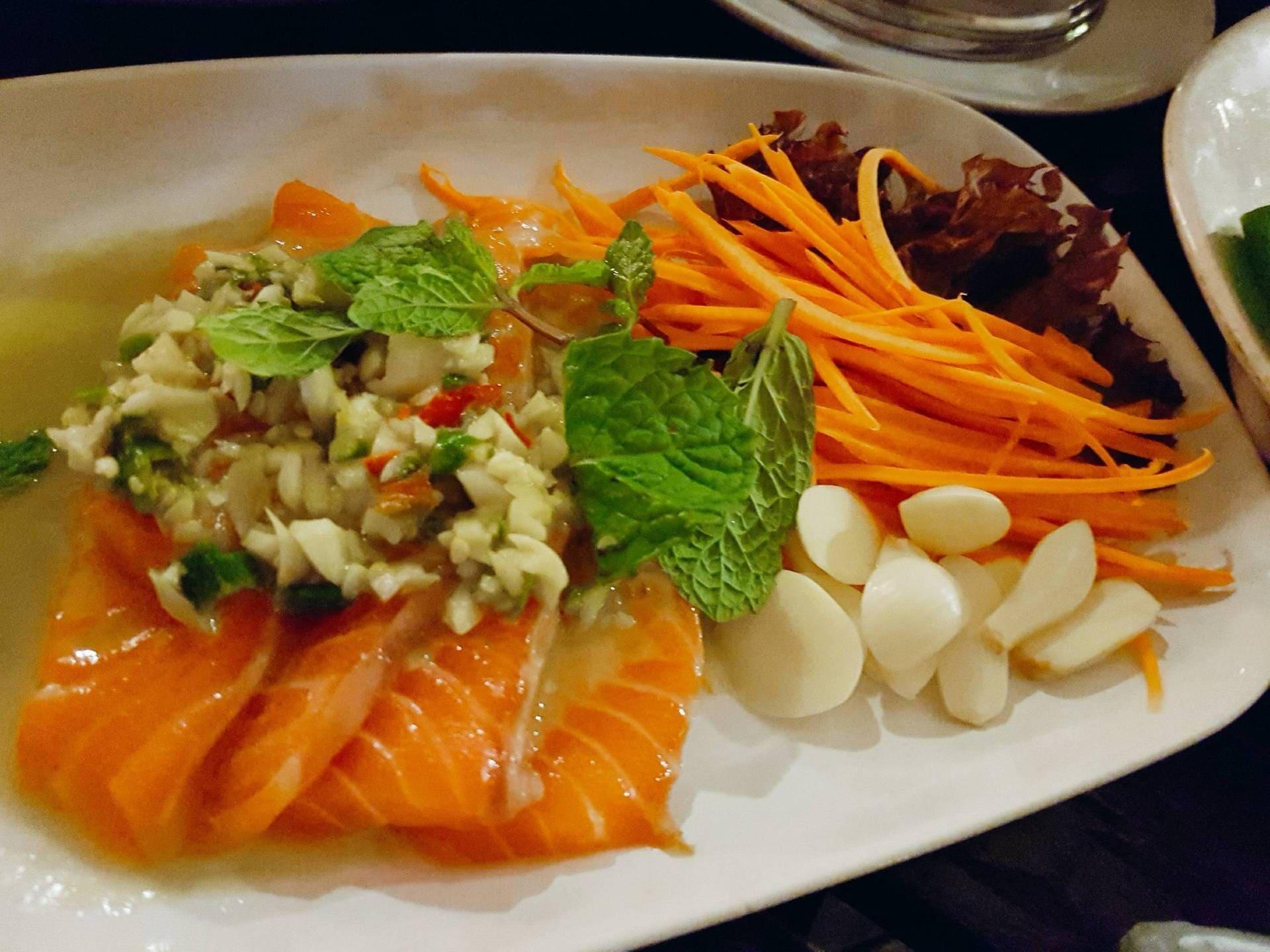 nhà hàng thái ở bangkok