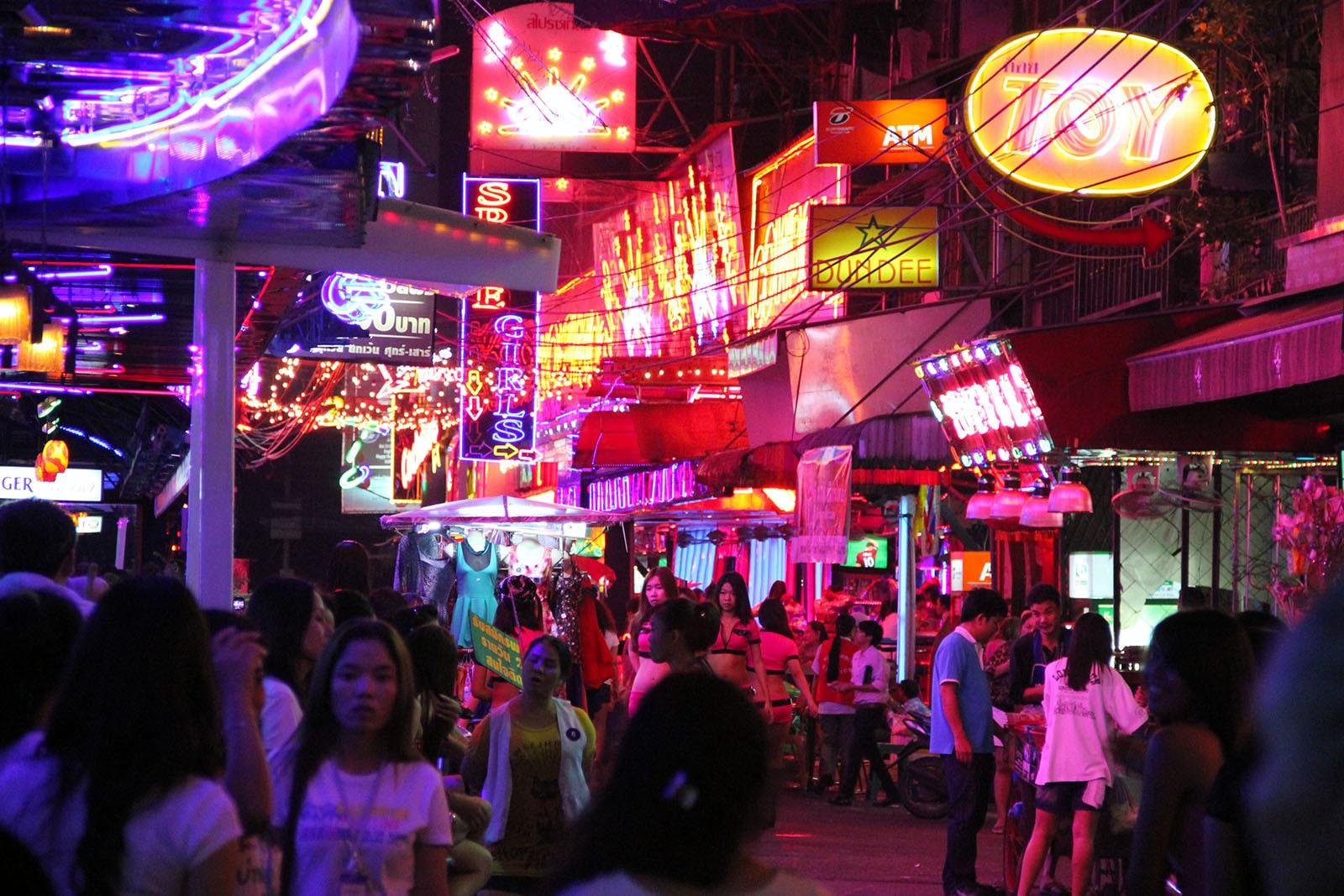 kinh nghiệm mua sắm ở Thái Lan