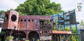 Quán cafe không gian đẹp ở Phuket