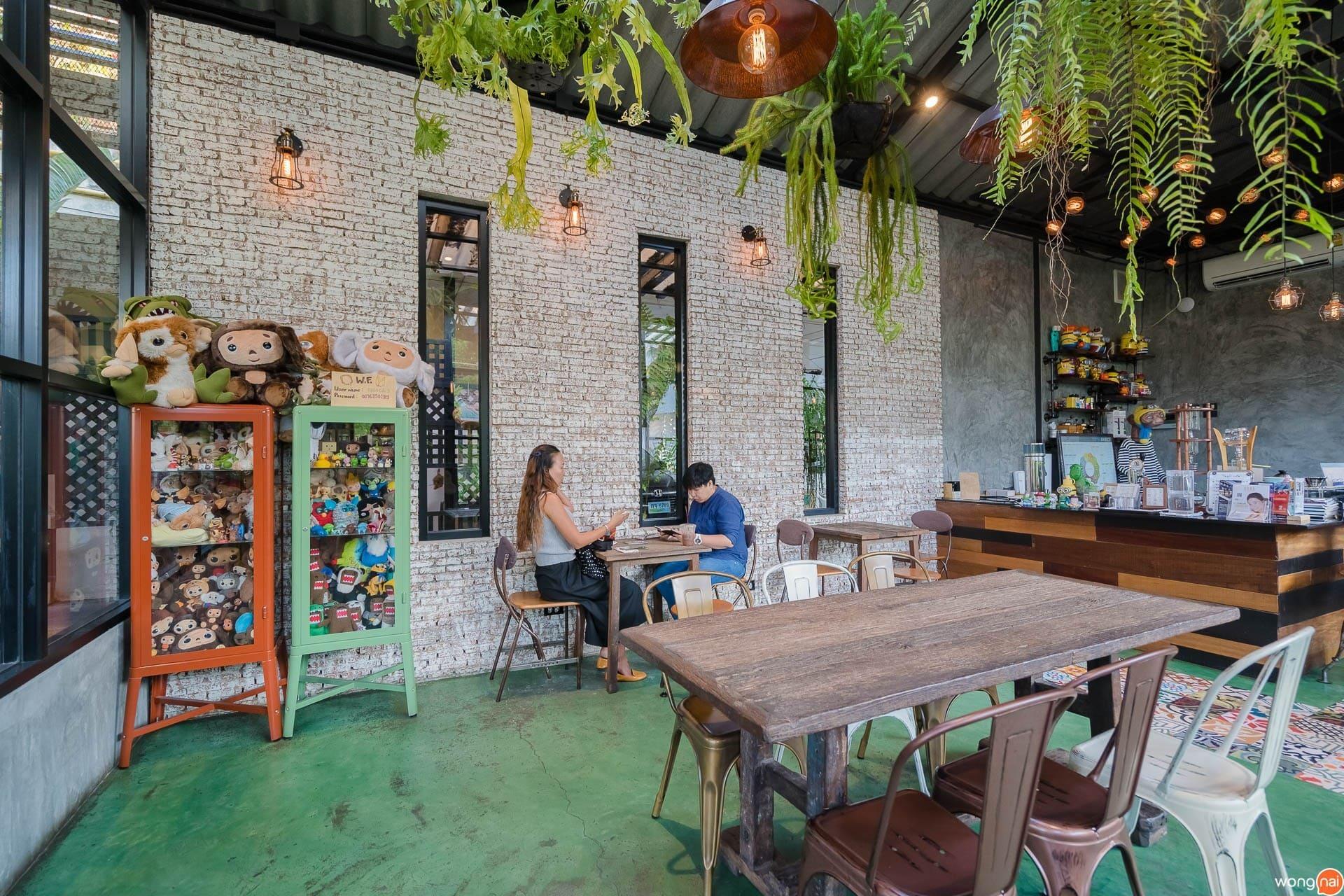 Quán cafe không gian đẹp