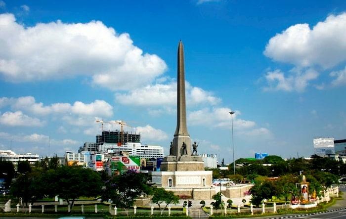 Điểm Đến Lịch Sử Ở Bangkok
